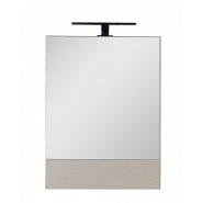 Зеркальный шкаф Aquanet Нота 50, 500х670 мм, 172681, , 5 450 руб., 172681, Aquanet, Зеркальные шкафы