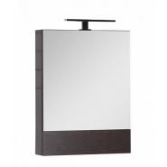 Зеркальный шкаф Aquanet Нота 50, 500х670 мм, 172682, , 5 450 руб., 172682, Aquanet, Зеркальные шкафы