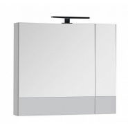 Зеркальный шкаф Aquanet Верона 75, 750х670 мм, 175381, , 11 209 руб., 175381, Aquanet, Зеркальные шкафы