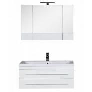 Комплект мебели Aquanet Верона 100, 1002х1510 мм, 175467, , 35 795 руб., 175467, Aquanet, Комплекты мебели