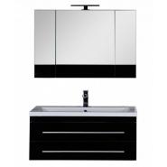 Комплект мебели Aquanet Верона 100, 1002х1510 мм, 175468, , 34 207 руб., 175468, Aquanet, Комплекты мебели