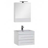 Комплект мебели Aquanet Верона 58, 580х1520 мм, 175469, , 22 257 руб., 175469, Aquanet, Комплекты мебели