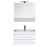 Комплект мебели Aquanet Верона 75, 750х1520 мм, 175471, , 28 089 руб., 175471, Aquanet, Комплекты мебели