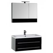 Комплект мебели Aquanet Верона 90, 902х1510 мм, 175474, , 30 343 руб., 175474, Aquanet, Комплекты мебели