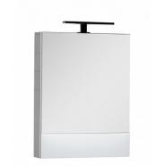 Зеркальный шкаф Aquanet Нота 50, 500х670 мм, 175670, , 7 861 руб., 175670, Aquanet, Зеркальные шкафы