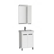 Комплект мебели Aquanet Гретта 60, 600х1726 мм, 177033, , 22 495 руб., 177033, Aquanet, Комплекты мебели