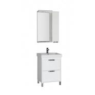 Комплект мебели Aquanet Гретта 60, 600х1726 мм, 177034, , 25 200 руб., 177034, Aquanet, Комплекты мебели