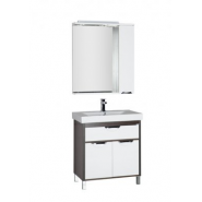 Комплект мебели Aquanet Гретта 90, 915х1736 мм, 177136, , 27 719 руб., 177136, Aquanet, Комплекты мебели