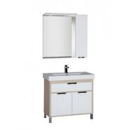 Комплект мебели Aquanet Гретта 90, 915х1736 мм, 177137, , 29 979 руб., 177137, Aquanet, Комплекты мебели