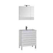 Комплект мебели Aquanet Верона 75, 750х1545 мм, 178509, , 31 908 руб., 178509, Aquanet, Комплекты мебели