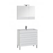 Комплект мебели Aquanet Верона 90, 902х1542 мм, 178510, , 32 790 руб., 178510, Aquanet, Комплекты мебели