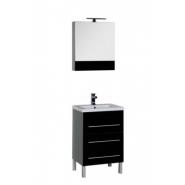 Комплект мебели Aquanet Верона 58, 580х1545 мм, 178537, , 26 498 руб., 178537, Aquanet, Комплекты мебели