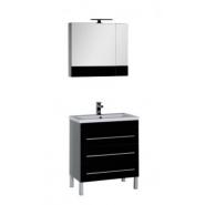 Комплект мебели Aquanet Верона 75, 750х1545 мм, 178538, , 31 015 руб., 178538, Aquanet, Комплекты мебели