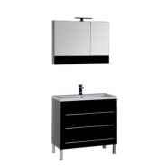 Комплект мебели Aquanet Верона 90, 902х1542 мм, 178539, , 34 149 руб., 178539, Aquanet, Комплекты мебели