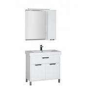 Комплект мебели Aquanet Гретта 90, 915х1736 мм, 179244, , 32 517 руб., 179244, Aquanet, Комплекты мебели