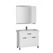 Комплект мебели Aquanet Гретта 100, 1005х1725 мм, 179245, , 32 242 руб., 179245, Aquanet, Комплекты мебели