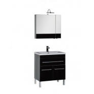 Комплект мебели Aquanet Верона 75, 750х1545 мм, 182947, , 29 920 руб., 182947, Aquanet, Комплекты мебели