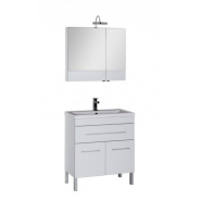 Комплект мебели Aquanet Верона 90, 902х1542 мм, 182948, , 32 483 руб., 182948, Aquanet, Комплекты мебели