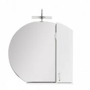 Зеркальный шкаф Aquanet Моника 85, 880х849 мм, 186775, , 7 461 руб., 186775, Aquanet, Зеркальные шкафы