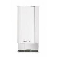 Шкаф подвесной Aquanet Моника 35R, 360х993 мм, 186781, , 6 326 руб., 186781, Aquanet, Шкафы для ванных комнат