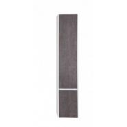 Шкаф-пенал Aquanet Коста 35, 352х1800 мм, 188408, , 8 528 руб., 188408, Aquanet, Пеналы для ванных комнат
