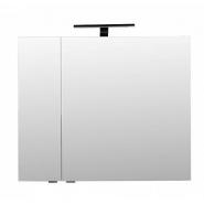 Зеркало Aquanet Порто 80, 800х670 мм, 195728, , 8 612 руб., 195728, Aquanet, Зеркальные шкафы