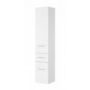 Шкаф-пенал Aquanet Порто 35, 348х1742 мм, 195732, , 15 506 руб., 195732, Aquanet, Пеналы для ванных комнат