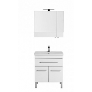 Комплект мебели Aquanet Сиена 70, 708х1510 мм, 196500, , 24 783 руб., 196500, Aquanet, Комплекты мебели