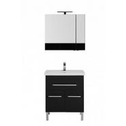 Комплект мебели Aquanet Сиена 70, 708х1510 мм, 196501, , 26 346 руб., 196501, Aquanet, Комплекты мебели