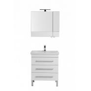 Комплект мебели Aquanet Сиена 70, 708х1510 мм, 196502, , 29 948 руб., 196502, Aquanet, Комплекты мебели