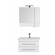 Комплект мебели Aquanet Сиена 70, 708х1110 мм, 196507, , 25 629 руб., 196507, Aquanet, Комплекты мебели