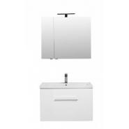 Комплект мебели Aquanet Порто 80, 800х1203 мм, 196677, , 21 636 руб., 196677, Aquanet, Комплекты мебели