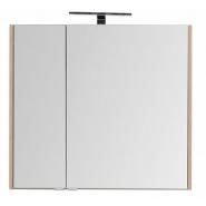 Зеркало Aquanet Остин 85, 825х750 мм, 201729, , 10 472 руб., 201729, Aquanet, Зеркальные шкафы