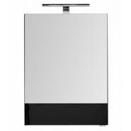 Зеркальный шкаф Aquanet Верона 50, 500х670 мм, 207764, , 8 136 руб., 207764, Aquanet, Зеркальные шкафы