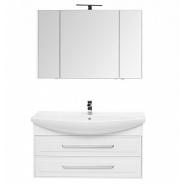 Комплект мебели Aquanet Остин 120, 1210х1420 мм, 209994, , 41 038 руб., 209994, Aquanet, Комплекты мебели