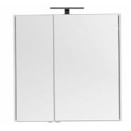 Зеркальный шкаф Aquanet Августа 90, 900х900 мм, 210013, , 14 875 руб., 210013, Aquanet, Зеркальные шкафы