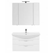 Комплект мебели Aquanet Ирвин 105, 1055х1520 мм, 210255, , 35 220 руб., 210255, Aquanet, Комплекты мебели