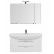 Комплект мебели Aquanet Ирвин 120, 1210х1520 мм, 210256, , 46 593 руб., 210256, Aquanet, Комплекты мебели