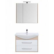 Комплект мебели Aquanet Остин 85, 865х1420 мм, 211656, , 29 240 руб., 211656, Aquanet, Комплекты мебели
