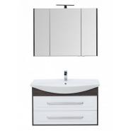 Комплект мебели Aquanet Остин 105, 1055х1420 мм, 213132, , 33 822 руб., 213132, Aquanet, Комплекты мебели