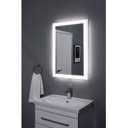 Зеркало Aquanet Алассио 9085 LED, 900х850 мм, 196636, , 15 626 руб., 196636, Aquanet, Зеркала с подсветкой