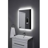 Зеркало Aquanet Палермо 10085 LED, 1000х850 мм, 196645, , 17 852 руб., 196645, Aquanet, Зеркала с подсветкой