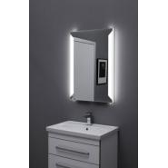 Зеркало Aquanet Сорренто 11085 LED, 1100х850 мм, 196655, , 17 070 руб., 196655, Aquanet, Зеркала с подсветкой