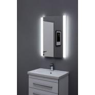Зеркало Aquanet Форли 10085 LED, 1000х850 мм, 196661, , 17 032 руб., 196661, Aquanet, Зеркала с подсветкой