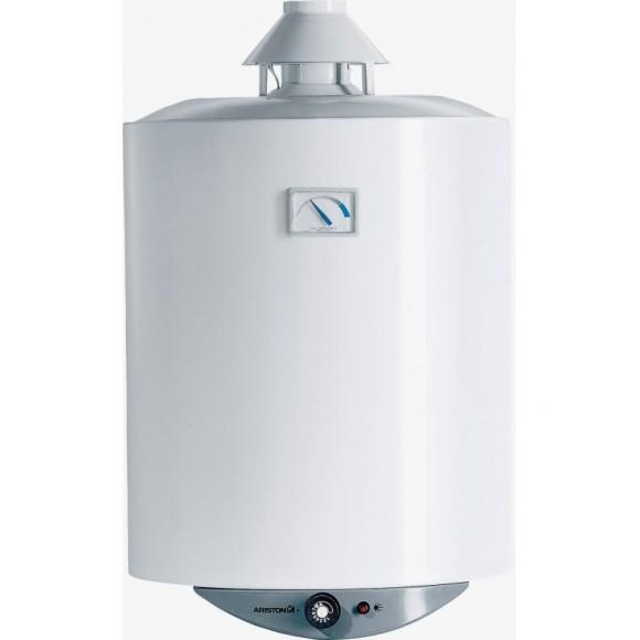 Водонагреватель 50 литров, газовый накопительный Ariston SUPERSGA 50 R