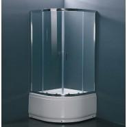 Душевой уголок BandHours Ace 100, 100х100 см, 180262101, , 37 031 руб., 180262101, BandHours, Душевые уголки