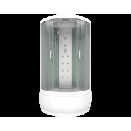 Душевая кабина Арона-Еко BAS, Арона-Еко100*100, , 35 920 руб., Арона-Еко100*100, Bas, Душевые кабины с гидромассажем
