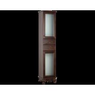Пенал с ящиками (вставки Стекло) Версаль BAS, Версаль, , 21 285 руб., Версаль, Bas, Пеналы для ванных комнат