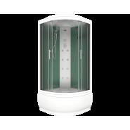 Душевая кабина Корса-Еко BAS, Корса-Еко90*90, , 34 010 руб., Корса-Еко90*90, Bas, Душевые кабины с гидромассажем
