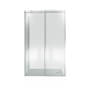 Душевая дверь Пуэрта130*190  BAS, Пуэрта130*190 , , 24 577 руб., Пуэрта130*190 , Bas, Душевые двери
